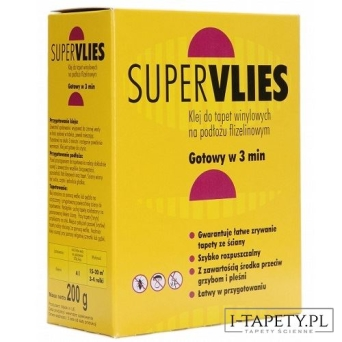 Klej do tapet na flizelinie – Super Vlies