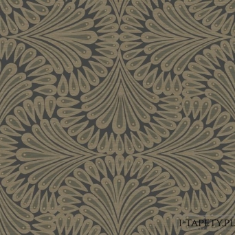 Tapeta na ścianę York Wallcoverings DECO CA1501